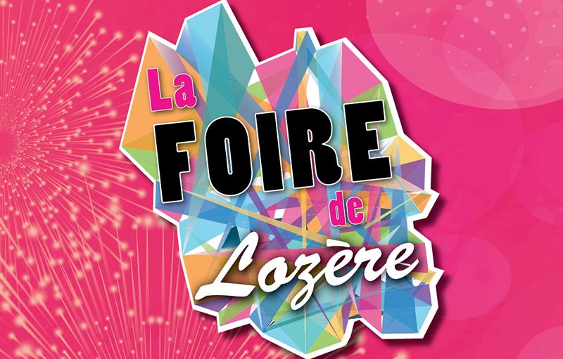 Affiche foire Lozere 2019